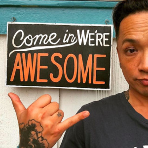 Come in We're Awesome - Eat Healthy Cafe Kauai